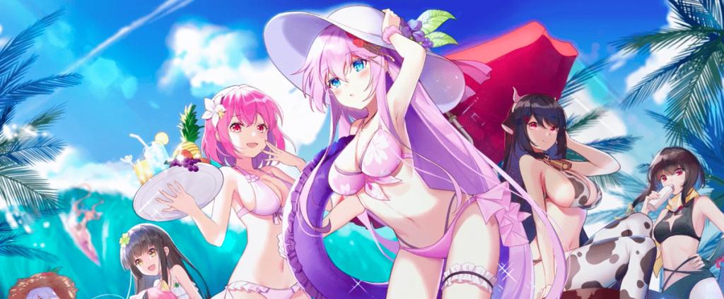 魂器学院にて新イベント「夏のトキメキ☆-激浪盛夏」開催!また新ガチャも開催!