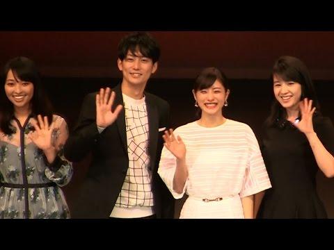 石原さとみ、平岡祐太らが出演 『進撃の巨人』実写ドラマ化が決定