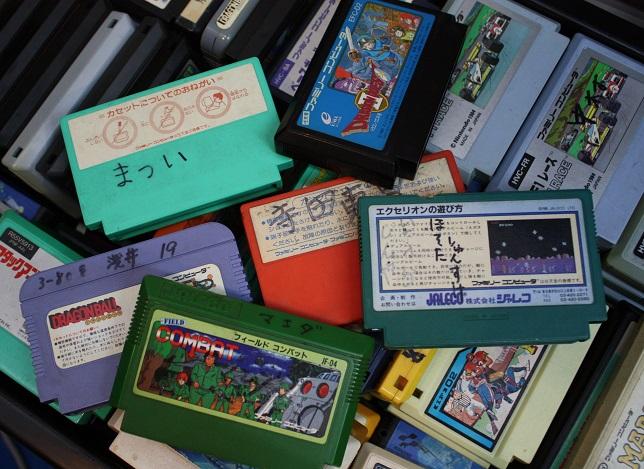 失くしてしまった「ゲームカセット」が見つかるかも!? 「名前入りカセット博物館」へ急げ!