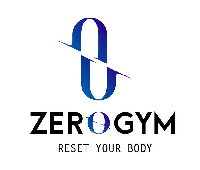 ZERO GYM ロゴ