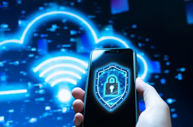 モバイルセキュリティイメージ