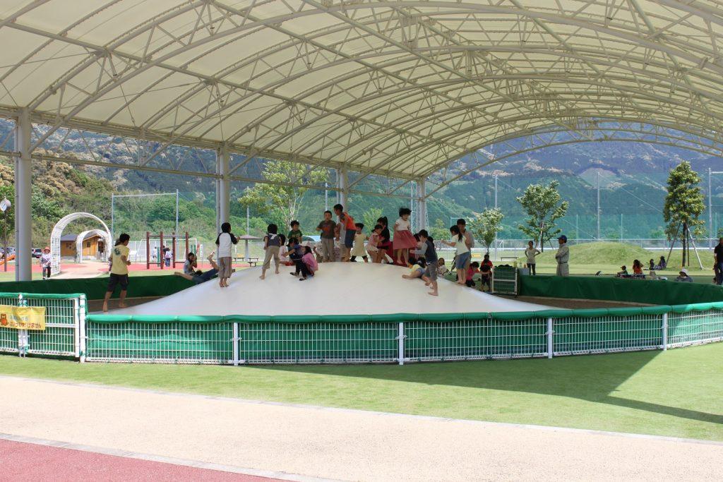 中八重緑地公園イメージ