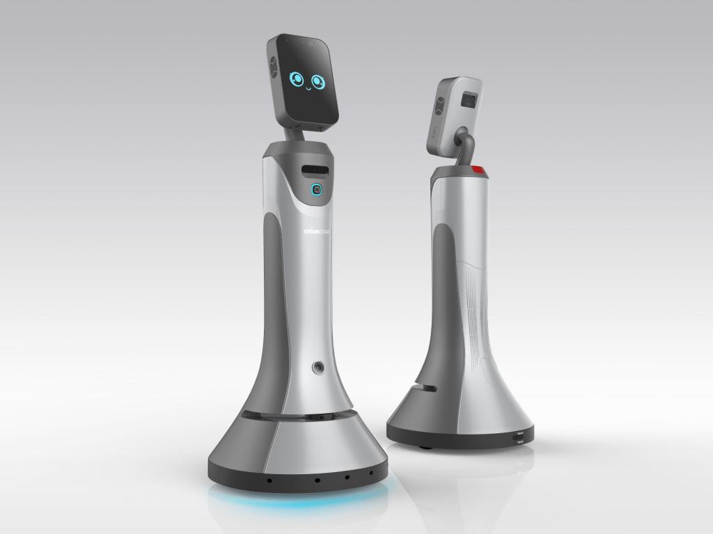 自律走行型AIロボット「Lanky」は不足する人手の代替となるか