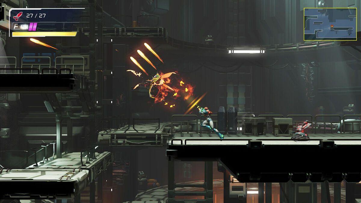 「探索」×「恐怖」横スクロールアクションゲーム
