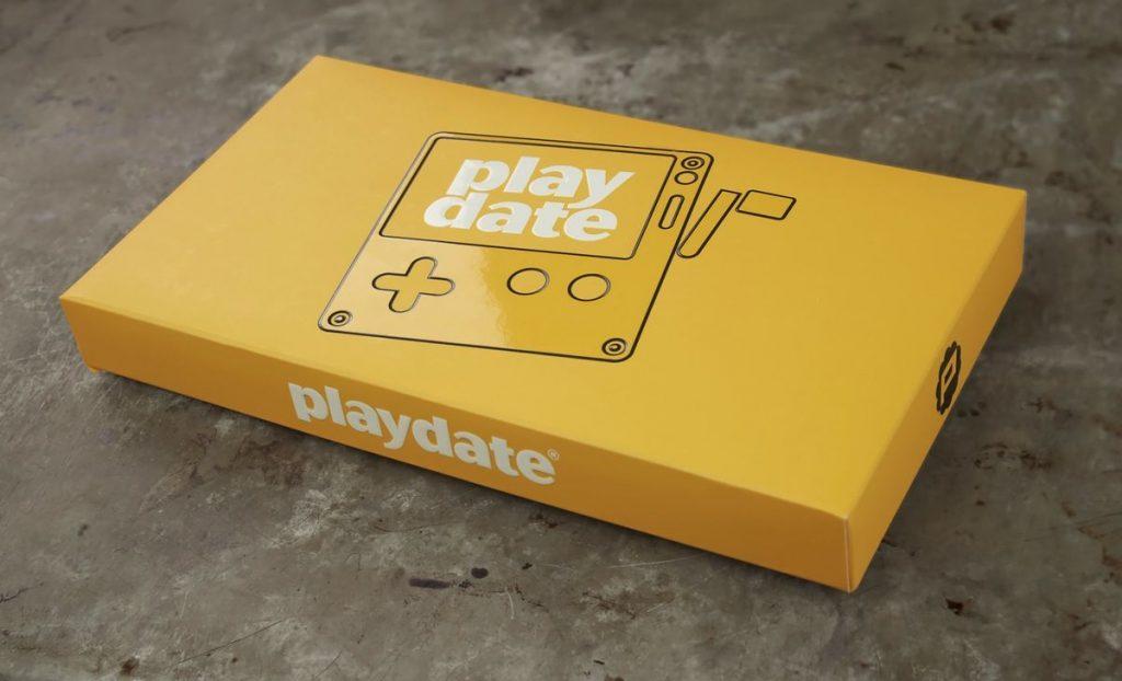 黄色ボディが可愛い!ハンドル付きの携帯ゲーム機「Playdate」が2021年に