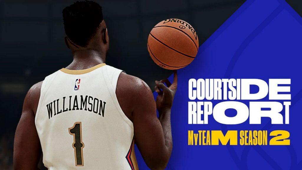 『NBA2K21』のマイチームにて新シーズンが配信中!新コンテンツが登場!