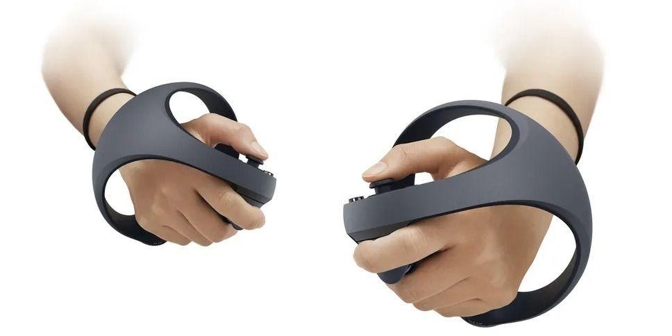 PS5向け次世代VRシステムの新型コントローラーが登場!