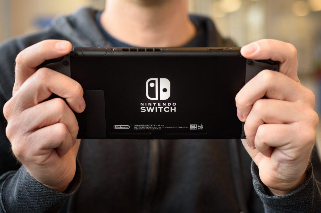【在宅応援】Nintendo Switch(ニンテンドースイッチ)でダウンロード